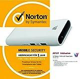 Norton Mobile Security 1 Gerät / 1 Jahr inkl. V7 11000 mAh PowerBank weiss - Bundle -