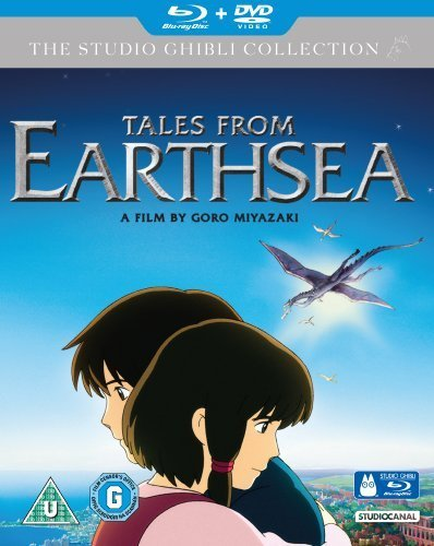 Cuentos de Terramar / Tales from Earthsea ( Gedo senki ) ( Tales from Earth sea ) (Blu-Ray & DVD Combo) [ Origen UK, Ningun Idioma Espanol ] (Blu-Ray)
