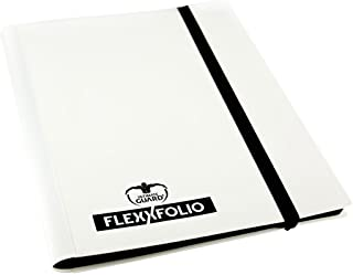 Ultimate Guard FlexXfolio 4-Pocket White Card Game, UGD010164