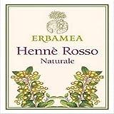 ERBAMEA HENNE' ROSSO NATURALE Lawsonia inermis 100% Busta 100 g
