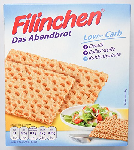 Filinchen Das Abenbrot Lower Carb