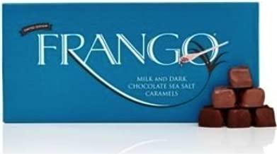 Frango Sea Salt Milk and Dark Chocolate - 45 Pieces