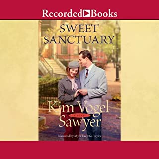 Sweet Sanctuary audiobook cover art