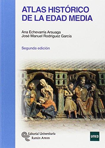 Atlas histórico de la Edad Media (Manuales)