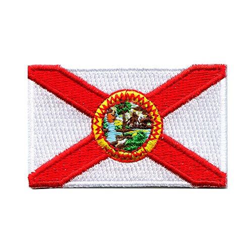 Écusson thermocollant Florida Tallahassee Amérique USA USA USA 0052