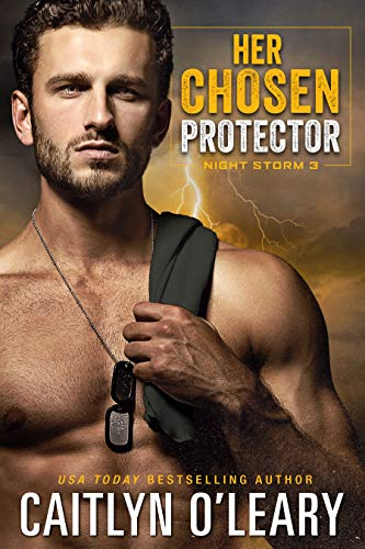 Her Chosen Protector: Navy SEAL Romance (Night Storm Book 3)