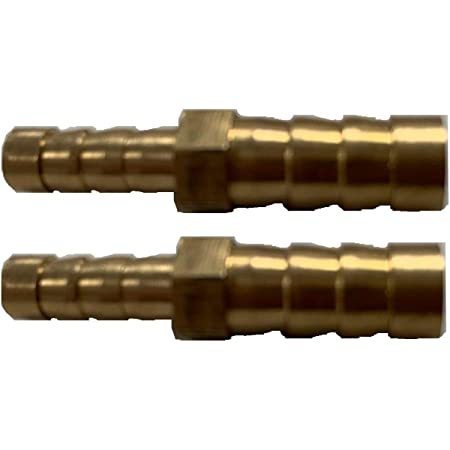 """1//4/"""" 5//16/"""" 3//8/"""" 1//2/"""" Fuel Line Quick Release Connector Hose Barb Fitting Petrol"""