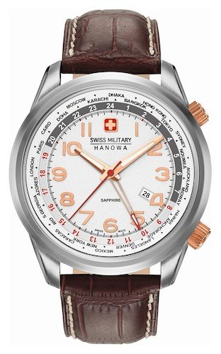 Swiss Military Hanowa–Orologio da polso uomo 06–4293.04.001