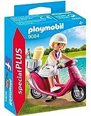 PLAYMOBIL 9084 - Zomers meisje met scooter