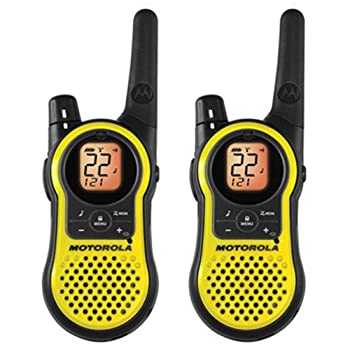 Motorola Two Pack Radio, 23 Mile Range, 22 Channel