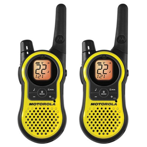 Motorola MH230R Two Walkie Talkies