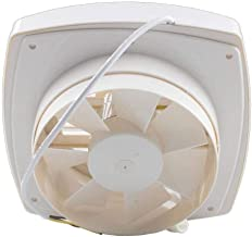 ZSQAW Ventilation Fan, 8 Inch Quiet Air Flow, Long Lasting, Easy to Install, Code Compliant, Energy Drawstring Seal Mute