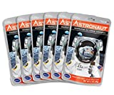 Astronaut Foods Freeze-Dried Ice Cream Sandwich, NASA Space Dessert, Neapolitan, 6 Count