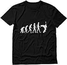 Tstars - Funny Musician Evolution of a Rock Guitarist Rocker T-Shirt