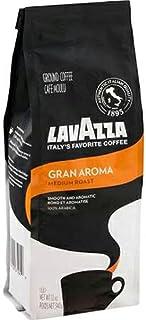 Lavazza Premium Coffee Gran Aroma, Ground 12 Oz (Pack Of 6)