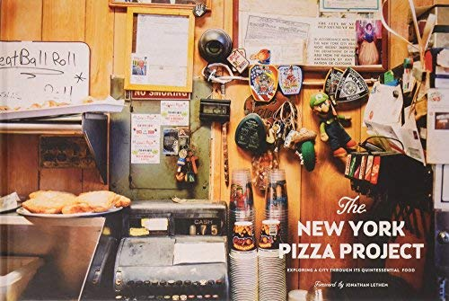 The New York Pizza Project: Exploring a City Through Its Quintessential Food by Gabe Zimmer (2015-09-08)