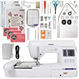 Best Embroidery Sewing Machines - Brother SE1900 Combination Sewing and Embroidery Machine Bundle Review