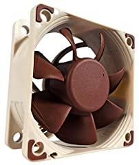 Premium quiet fan, 60x60x25 mm, 12V, 3-pin Molex, 3000/2400/1600 RPM, max. 19.3 dB(A), >150,000 h MTTF Award-winning 60x25mm A-series fan with Flow Acceleration Channels and Advanced Acoustic Optimisation frame for superior quiet cooling performance ...