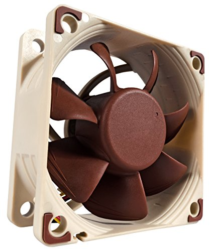 Noctua NF-A6x25 FLX, Premium Quiet Fan, 3-Pin (60mm, Brown)