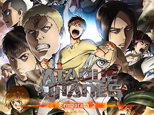 Ataque a los Titanes - Temporada 2