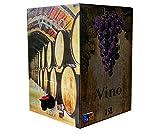 Bag in Box 15L Vino cosechero vino tinto joven de Bodega Los Corzos