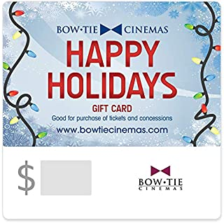 Bow Tie Cinemas Gift Cards - E-mail Delivery