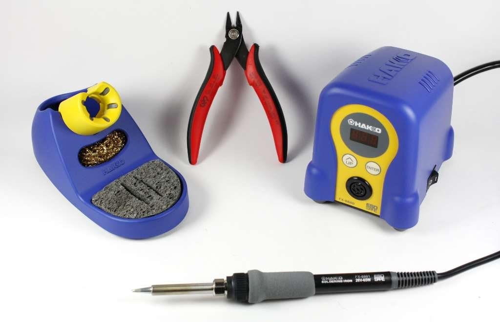 Bundle Includes Quality inspection Soldering Station Cutter CHP170 Max 74% OFF and