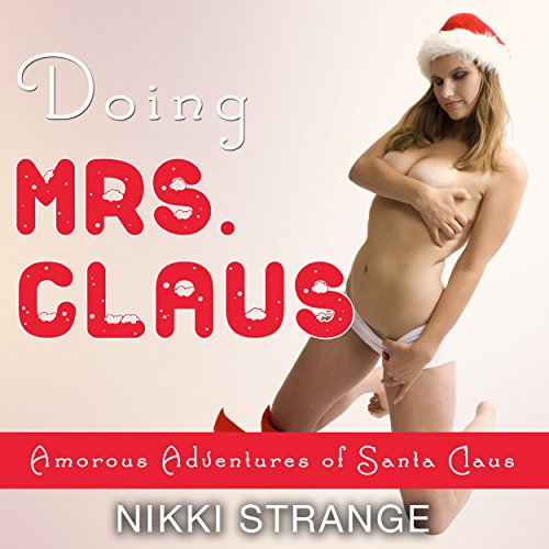 Doing Mrs. Claus audiobook cover art