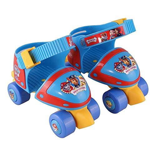 PAW PATROL Verstellbare Rollschuhe für Kinder, Blau