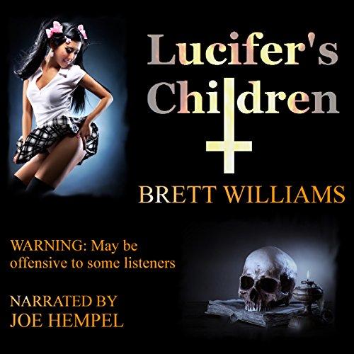 Lucifer's Children audiobook cover art