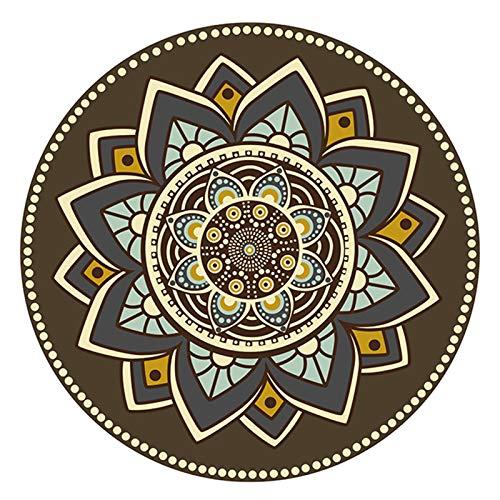 XJRS bodenschutzmatte Bürostuhlmatten für Harte Böden rutschfeste Bodenschutzmatte Kurzer Flor Stille Teppiche Leicht Zu Reinigen(Size:160cm/63in,Color:D.)