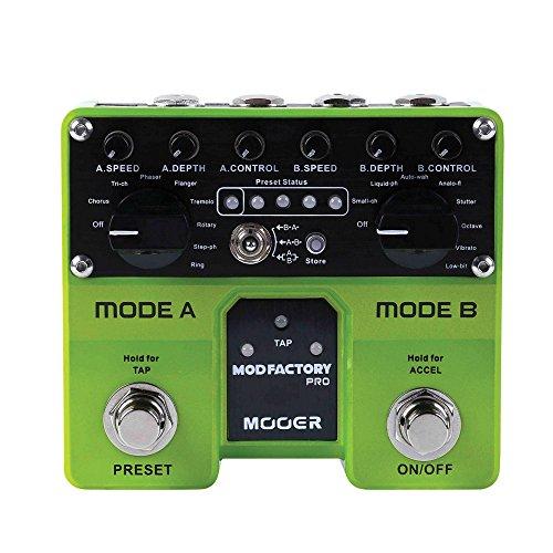 Mooer Mod Factory Pro Guitar Effects, MTWINMFP