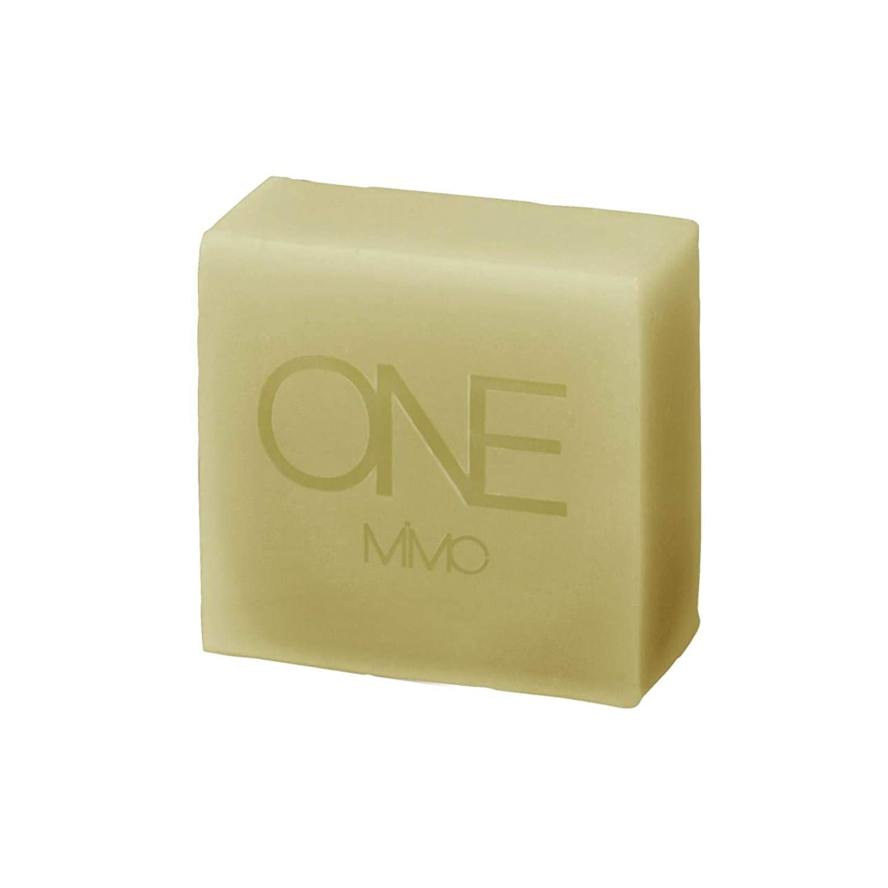 限りつま先満足できる【MiMC ONE(エムアイエムシー ワン)】ハーブプロテクトソープ フォーアウトドア/アブサンガード 85g
