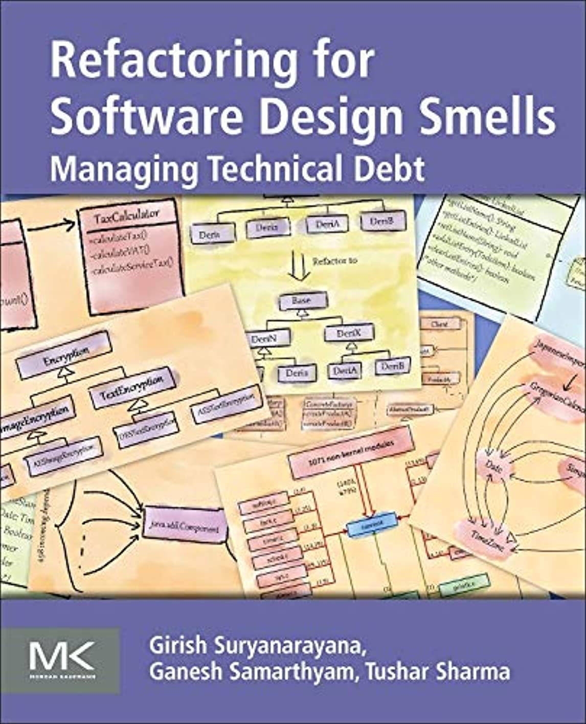 に渡ってベット場合Refactoring for Software Design Smells: Managing Technical Debt