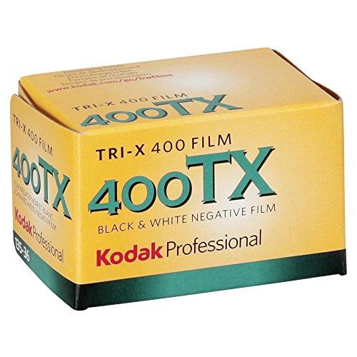 柯达Tri-x 135-36 35mm黑白胶卷套装(5张)[相机]