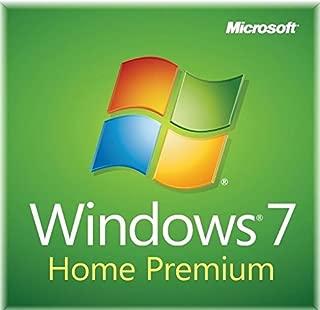 OEM Windоws 7 Home Premium SP1 64bit for System Builder - DVD 1 Pack