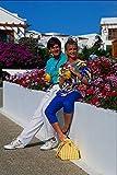 702016 Couple Relaxing Playa Blanca Lanzarote Spain A4