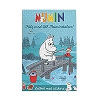 BelleE ムーミン パズル1000ピース 木製パズル 人気アニメ 遊び 雰囲気 減圧 大人用 7歳以上子供用 木製 チャレンジングファミリーゲーム