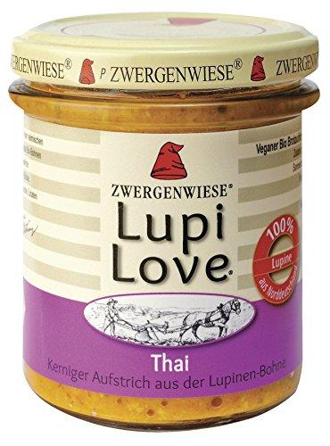 Zwergenwiese Bio LupiLove Thai (6 x 165 gr)