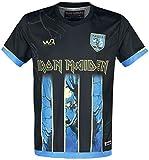 Iron Maiden Fear of The Dark - Trikot Hombre Camiseta Multicolor XXL, 100% poliéster, Regular