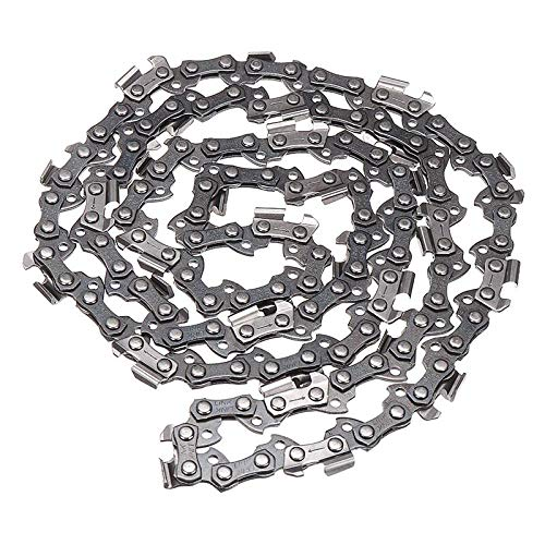 18 pulgadas 62 eslabones impulsores motosierra sierra de cadena hoja 3/8 LP calibre .050 piezas de motosierra de corte de madera cadena de aserradero de repuesto