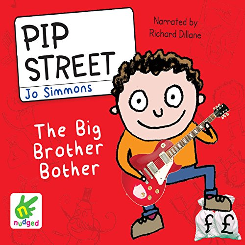 Pip Street: The Big Brother Bother Titelbild