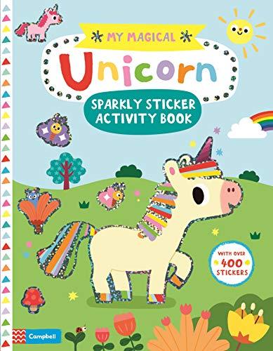 My Magical Unicorn Sparkly Sticker Activity Book