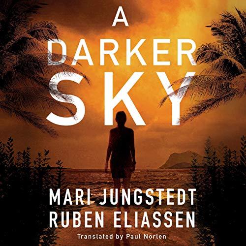 Couverture de A Darker Sky