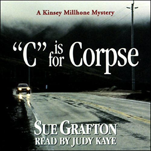 C is for Corpse copertina