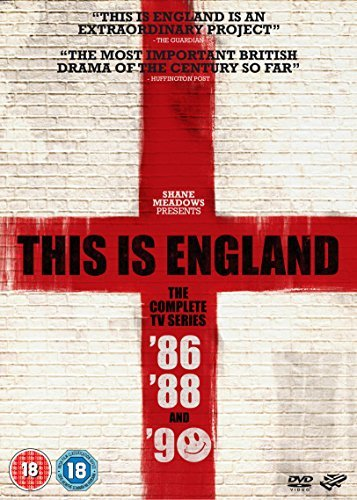 This Is England (Complete TV Series '86-'90) - 5-DVD Box Set ( This Is England '86 / This Is England '88 / This Is England '90 ) [ Origine UK, Nessuna Lingua Italiana ]