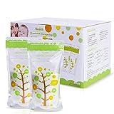 Bimirth - Bolsas de almacenamiento para leche materna (112 unidades)