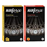 Best Condoms - Manforce Overtime Orange & Pineapple 3in1 Review