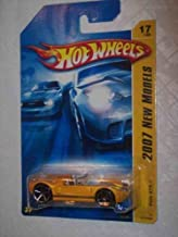 2007 New Models -#17 Ford GTX-1 Gold #2007-17 Collectible Collector Car Mattel Hot Wheels