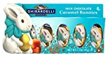 Ghirardelli Milk Chocolate Caramel Bunny Box from Ghirardelli